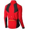 Löffler San Remo WS Bike Zip-Off Softshell Jacke Herren rot